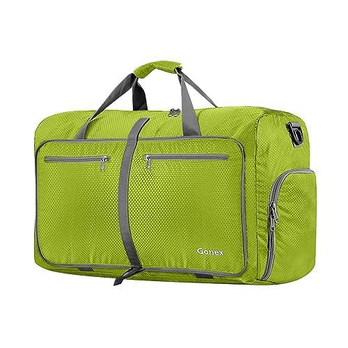 f54567acef17 Gonex 40L Packable Travel Duffle Bag for Boarding Airline