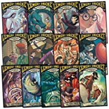 A Series of Unfortunate Events Pack, 13 books, RRP £77.87 (Bad Beginning;Reptile Room;Wide Window;Carnivorous Carnival;Hos...