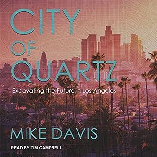 City of Quartz audiobook cover art