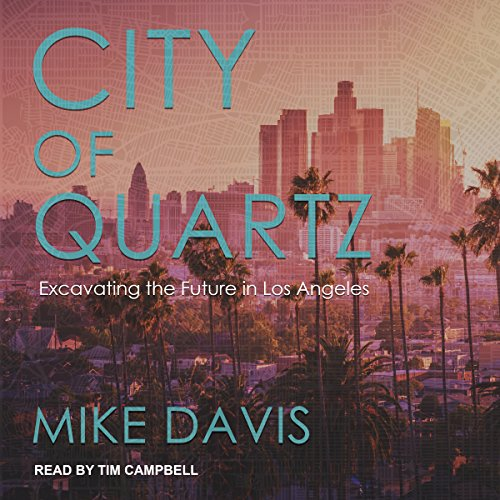 City of Quartz audiobook cover art