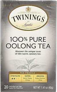 (NOT A CASE) Origins China Oolong Tea, 20 Tea Bags