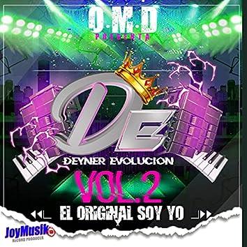 El Original Soy Yo Vol 2 (Audio Con Placas)