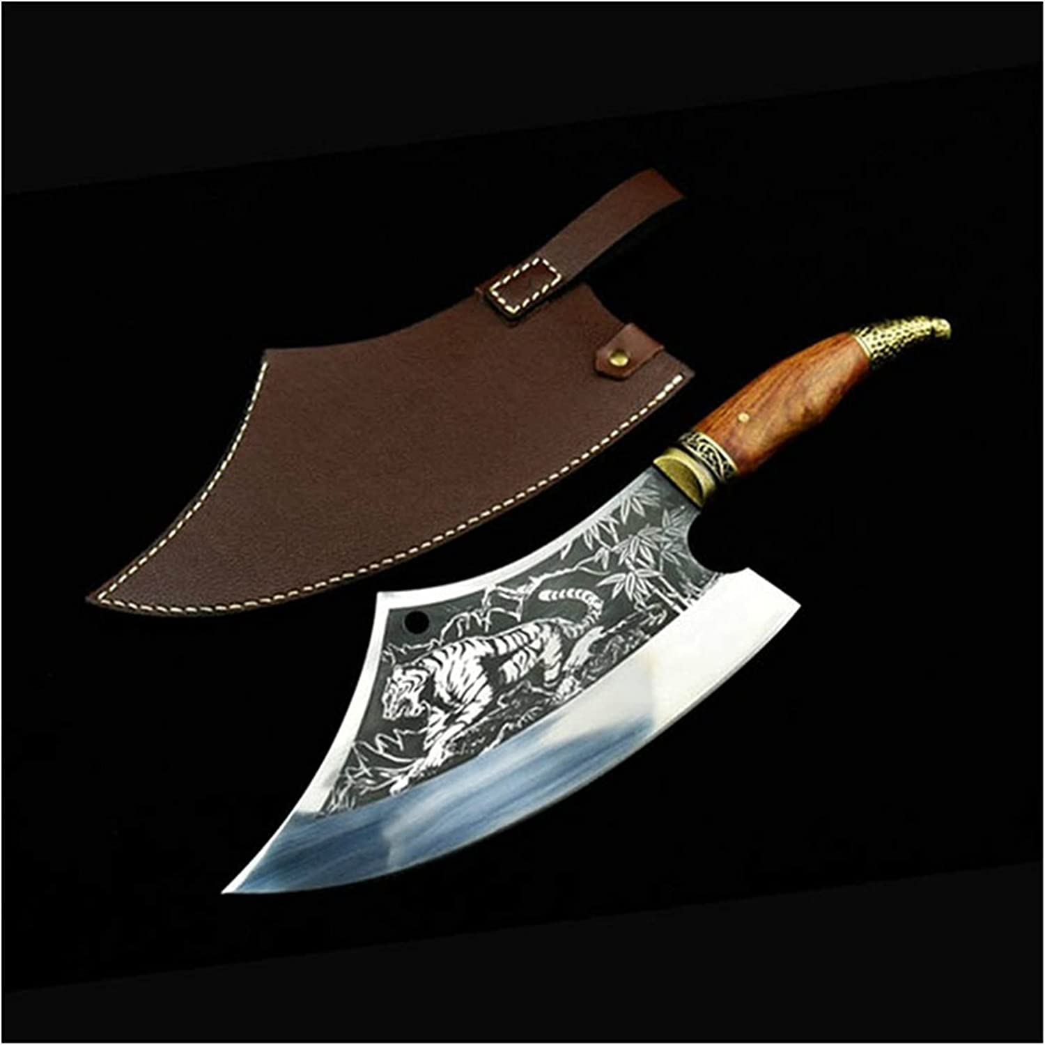 shipfree Meat Cleaver Kitchen Knife Forge Hand Denver Mall Chef Chinese