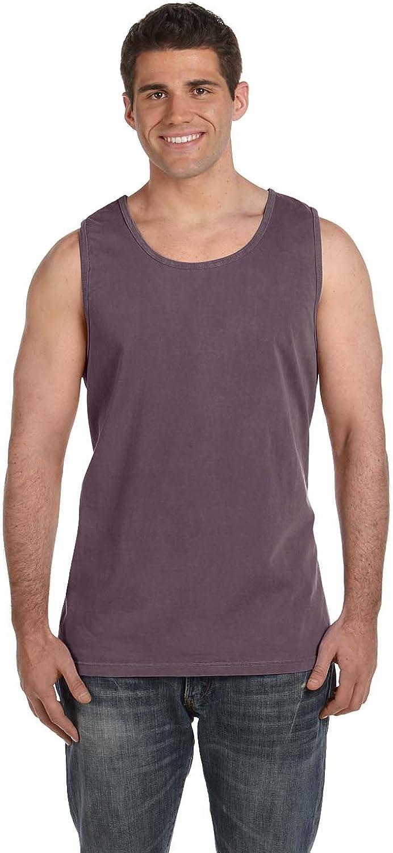 High quality cheap Comfort Colors 6.1 oz. Garment-Dyed Tank Ringspun