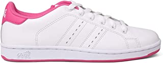 Lonsdale Kids Junior Leyton Leather Trainers