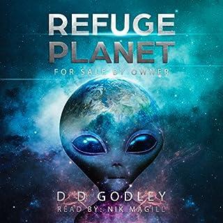 Refuge Planet audiobook cover art