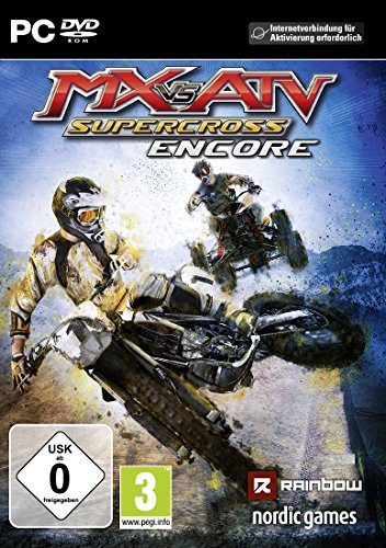 MX vs. ATV Supercross - Encore Edition - [PC] - [Edizione: Germania]
