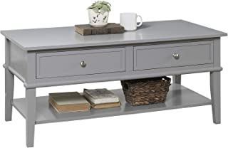 db665771409 Amazon.com  Grey - Coffee Tables   Tables  Home   Kitchen