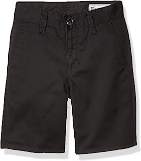 Volcom Boys' Big Frickin Cotton Twill Chino Short