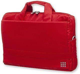 Moleskine Borsa Orizzontale per Laptop, 15.4 Pollici, Rosso