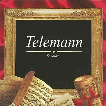 Telemann, Sonatas