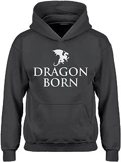 Indica Plateau Dragonborn Hoodie for Kids