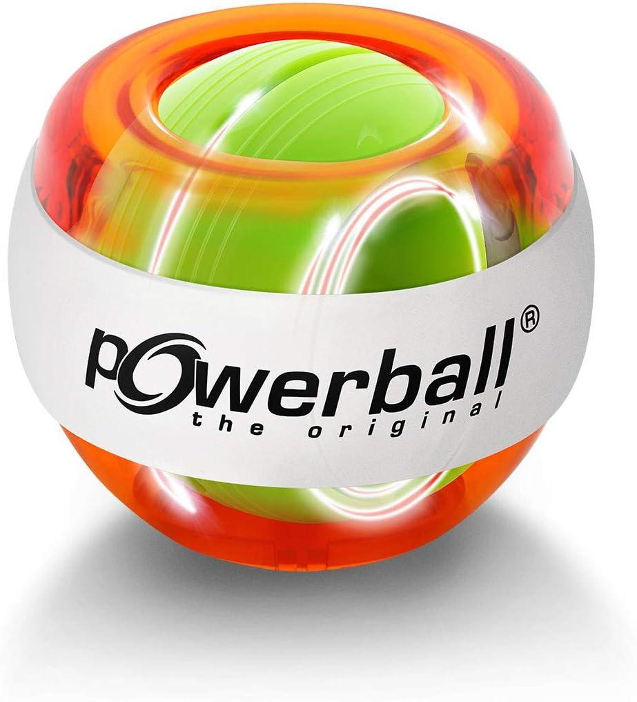 Powerball Lightning Red - Powerball, Color Naranja Transparente