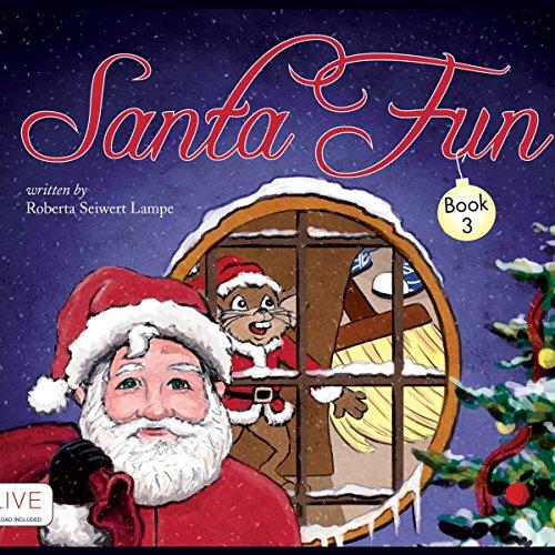 Santa Fun, Book 3 audiobook cover art