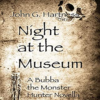 Night at the Museum cover art