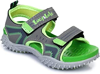 Liberty Lucy & Luke (from Boy's BEN-10 Green Sandals