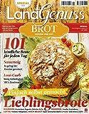 ISBN zu LandGenuss Sonderausgabe - 101 Brot Rezepte - Sauerteig Low Carb