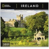 National Geographic Ireland 2021 Wall Calendar