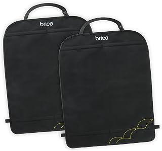 BRICA 豪华汽车座椅踢垫,两件装