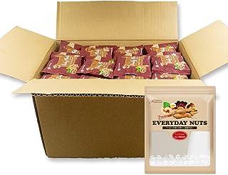 3種ミックスナッツ 3.5kg「無塩・無添加・無油」お得なセット!小袋ナッツ詰め合わせボックス!(約100袋入りに仕分け袋3枚まで!)おつまみ おやつ ナッツ ミックスナッツ お土産 詰め合わせ 福袋 非常食 保存食 備蓄食 小袋