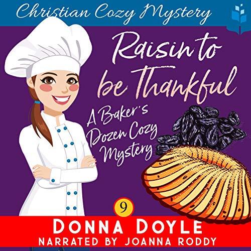 Raisin to Be Thankful cover art