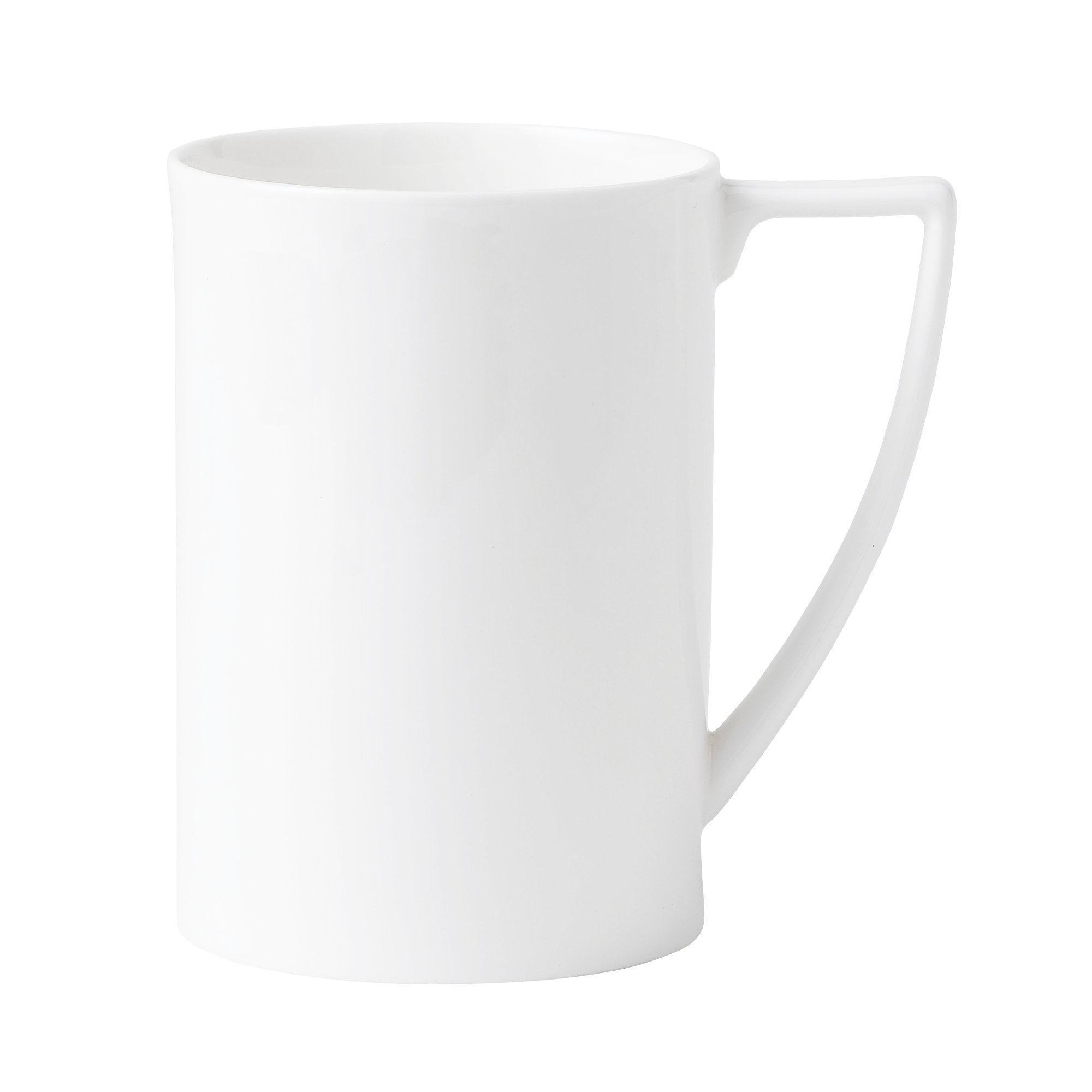 Wedgwood Bone China Mug 0.85 Pt, White by Wedgwood