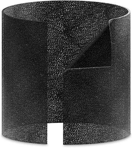 TruSens Air Purifier Replacement Carbon Filter   for Use Large 360 HEPA Filter on Z3000 Air Purifiers (Large)   Pack of 3 Replacement Filters