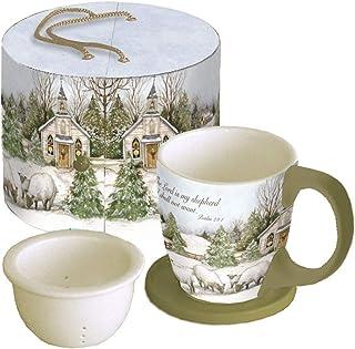 Lang Grazing Morning Tea Cup Set , 11 oz, Multi
