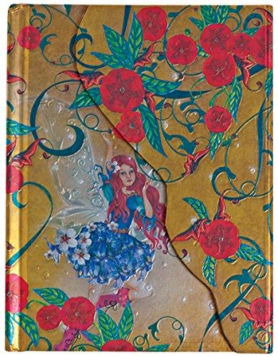 Boncahier 107012 Notizbuch-Once upon a Time 17.5 x 14 cm, 140 Seiten, liniert, Motiv Elfe (Cuadernos Magicos)