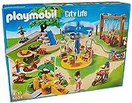 Playmobil City Life Playground 5024