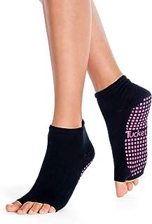 nike toeless socks