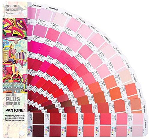 Pantone Plus Series Color Bridge Farbfächer, gestrichen, GG5103