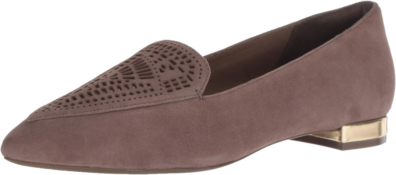 Rockport Womens Total Motion Adelyn Laser Loafer Loafer Flat