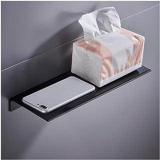 Étagère d'angle Douche Douche d'angle étagère murale Salle de bain Etagère espace de rangement en aluminium cintre Tidy Or...