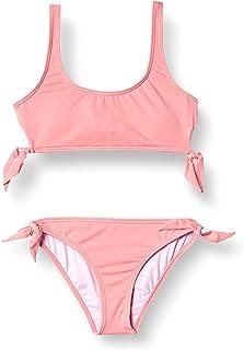 Billabong girls Lil Love Palms Hanky Tie Tank Swim Set Bikini Set