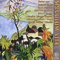 Speculum Vitae by Peeters (2000-11-21)