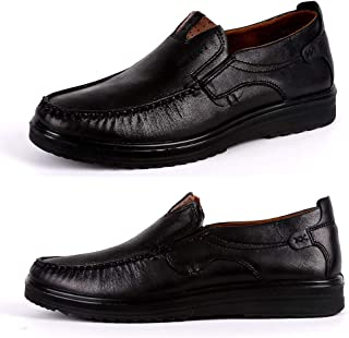 Penny Loafers Chaussures pour Hommes Mocassins Bateau Casual Slip on Flats Chaussures