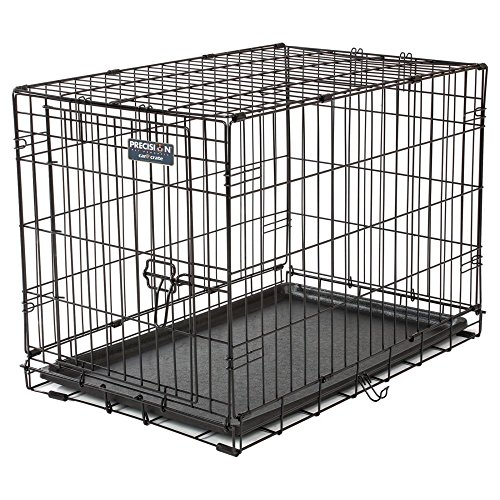 "Precision Pet Care 1-Door 3000 Crate, 30"" L x 19"" W x 21"" H AmazonPets Basic Crates Dog from Selection Supplies Top"
