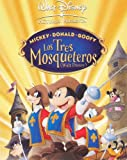 Los tres mosqueteros (Disney) [DVD]