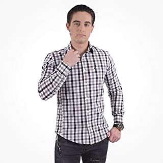 26185772b6 Moda - Horus - Camisas Sociais   Camisas na Amazon.com.br