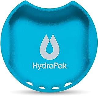 Hydrapak Watergate Wide Mouth Splash Guard,  Golden Gate Red