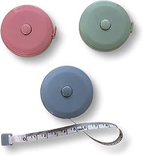 150 سم شريط ناعم قياس الخياطة قياس الجسم 3 ألوان
