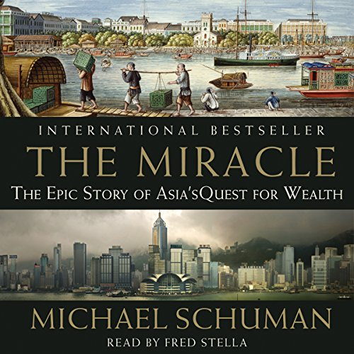 The Miracle audiobook cover art