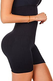 Evenriver Women High Waist Cincher Girdle Belly Slimmer Trainer Shapewear Butt Lifter Panties