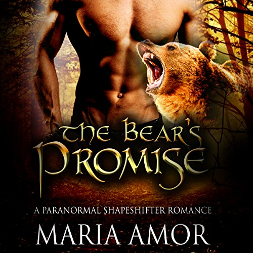 The Bear's Promise audiobook cover art