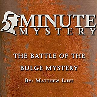 5 Minute Mystery - The Battle of The Bulge Mystery cover art