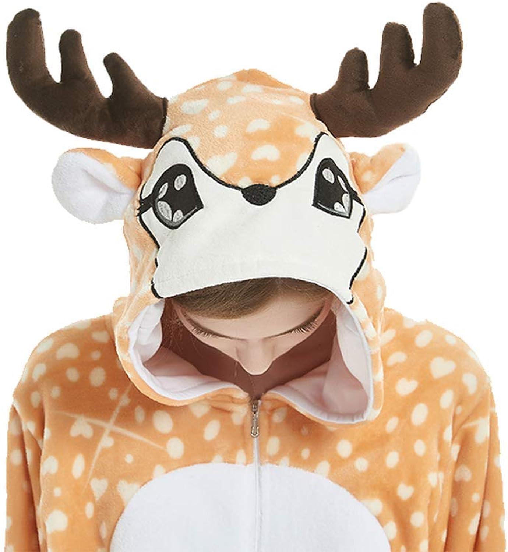 FuweiEncore Erwachsene Unisex Anime Cosplay Outfit Kostüm Pyjamas Strampler Halloween Cosplay Kostüm, M (Farbe   -, Größe   -) B07MW3J6KL Erschwinglich       Shopping Online