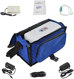 TOPQSC Generador de concentrado de oxígeno portátil en el hogar, coche 3L / MIN 30% Pureza Barra de maquinaria Oxígeno adecuado para viajes y uso en el hogar - 220 V ~ 240 V