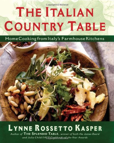 The Italian Country Table: Italian Country Table