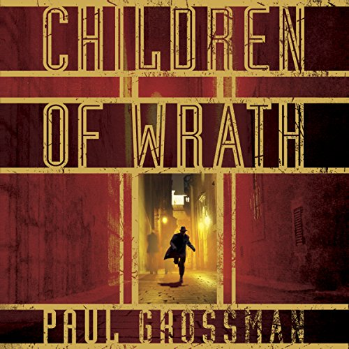 Children of Wrath audiobook cover art